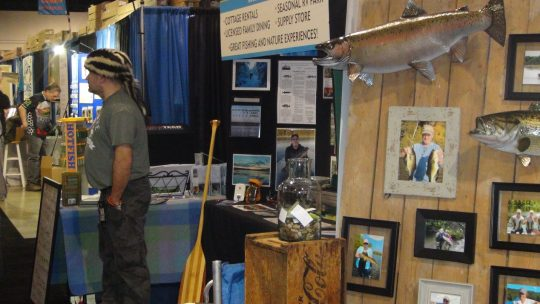 Spring Fishing & Boat Show 2017